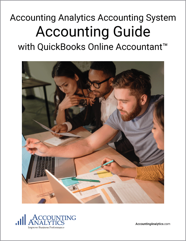 Accounting with QuickBooks Online Accountant Guide