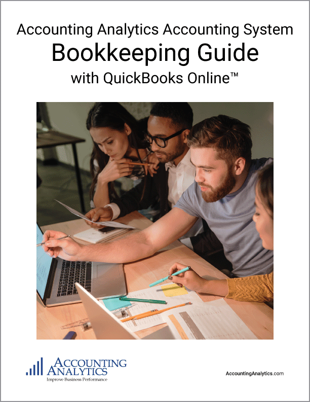 Bookkeeping with QuickBooks Online Guide