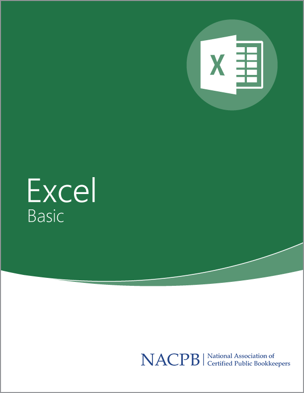 Microsoft Excel Basic Training Guide