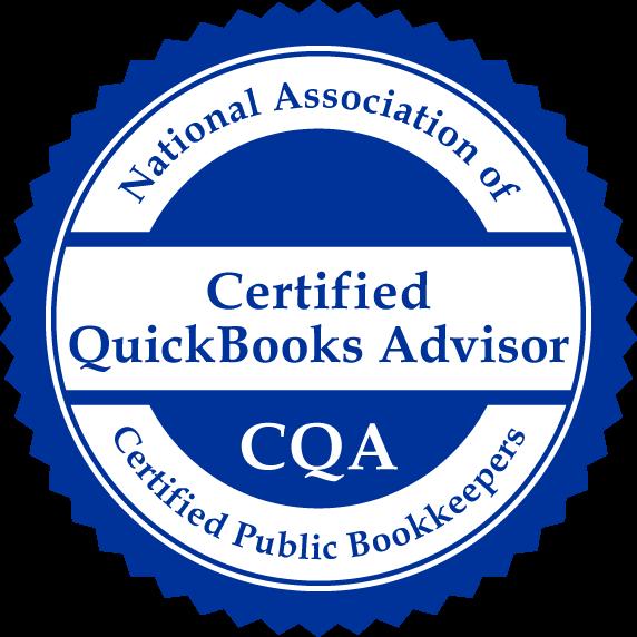 Certified QuickBooks Advisor (CQA)